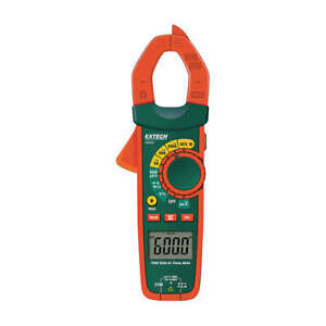 Extech Ex650 Clamp Meter 350mcm 1 Mhz 1 3 16in jaw