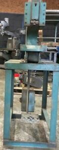 Roper Whitney Punch Press Foot Operated