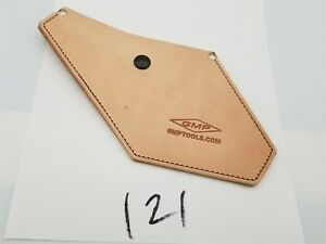 Gmp Tools Leather Specialty Tool Sheath Belt Pouch Vintage