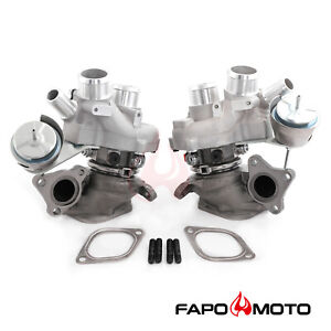 Fapo Twin Turbos For 2010 2012 Ford F 150 Trucks Ecoboost 3 5l 179204 179205