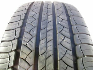 P245 60r18 Michelin Latitude Tour Hp 105 H Used 245 60 18 8 32nds