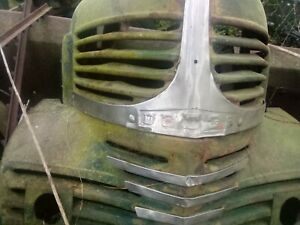 1930s To 40s Antique Vintage Truck Grill