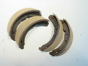Brake Shoe Set Fits Mg Magnette Austin A60 Ford Zodiac Front 9 X 2 1 2 Geon