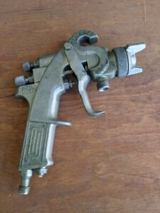 Sharpe Model 775 Spray Gun With Cup For Auto And Other Paint Uses