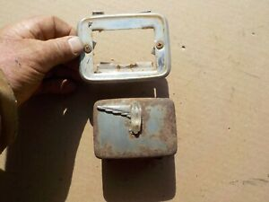 1949 1950 1951 Mercury 2 Door Rear Quarter Side Ash Tray Parts