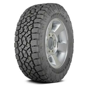 Toyo Set Of 4 Tires 265 70r17 T Open Country A t 3 All Terrain Off Road Mud