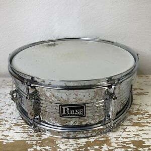 Pulse 14 x6 Snare Drum Chrome Silver