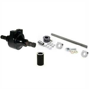Howe 522b2k1 Steering Quickener With Shaft And Quick Release Kit Includes Steal