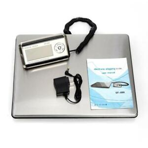 Digital Scale 330lb Food Meat Scale Produce Shipping Postal Industrial Weight