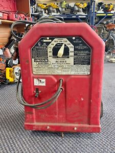 lincoln Electric Ac 225 s Arc stick Welder 230v Bin local Pick Up Only 08753