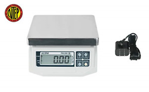Visiontechshop Acom Pw 200 Digital Portion Control Scale Dual Display Low 60lb