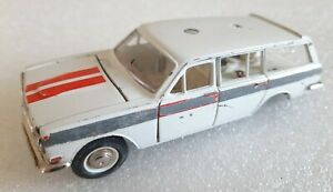 Gaz 2402 Volga Ambulance A24 1 43 Made In Ussr Russian Diecast Model For Parts
