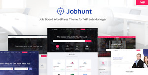 Jobhunt V1 2 5 Job Board Wordpress Theme For Wp Job Manager