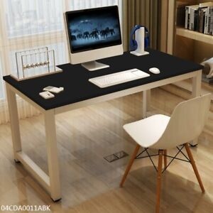 Mdf Computer Desk Study Writing Table Gaming Table Workstation Home Furniture G
