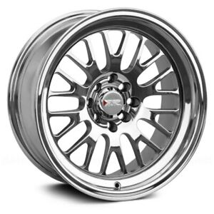 Xxr 531 Wheels 15x8 0 4x114 3 73 1 Platinum Rims Set Of 4