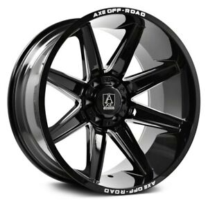 Axe Artemis Wheel 26x14 76 8x170 125 2 Black Single Rim