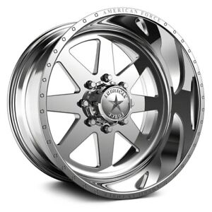 American Force 11 Independence Ss Wheels 22x10 25 6x139 7 Rims Set Of 4