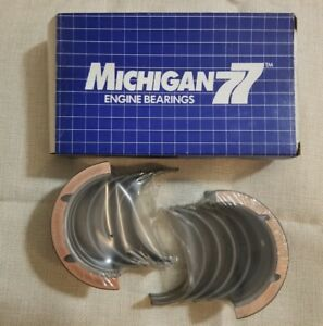 Nos Michigan 77 Clevite Ms 976p Engine Bearings For 65 00 Big Block Chevy