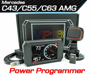 Volo Chip Vp16 Power Programmer Performance Tuner For C43 C55 C63 Amg