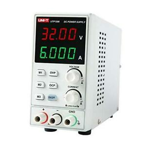 Dc Power Supply Variable Adjustable Switching Regulated Power Supply 32v 6a
