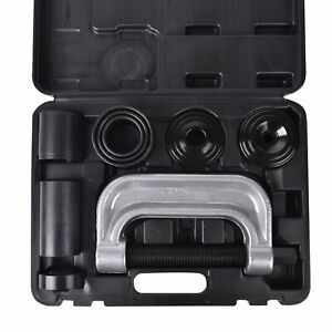 Pneumatic Tool Ball Joint Service Kit Tool Set With 4 Wheel Drive Adapters