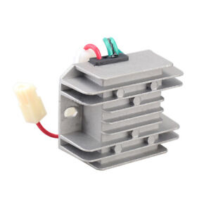 186f Diesel Automatic Generator Voltage Regulator 12v Avr For Yanmar L100 10hp