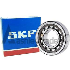 Skf Nu205 Ecp Cylindrical Roller Bearings 25x52x15mm
