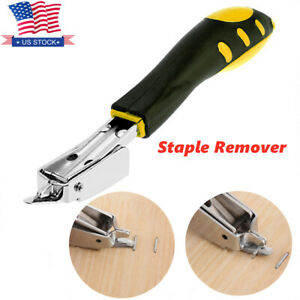 Staple Remover Upholstery Construction Tack Lifters Staple Puller For Woodwork