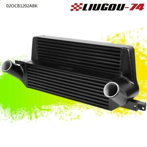 Ecoboost Bolt On Performance Intercooler Kit For 2015 2017 Ford Mustang 2 3l New