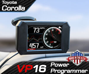 Volo Chip Vp16 Power Programmer Performance Tuner For Toyota Corolla