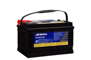 Battery silver High Reserve Acdelco Pro 41pshr
