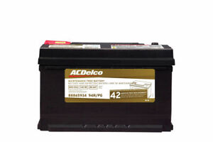 Battery gold Acdelco Pro 94r pg