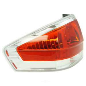 Tail Light Diy Solutions Lht07070 Fits 2008 Ford Focus