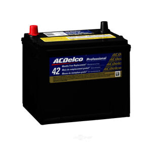 Battery gold Acdelco Pro 85pg