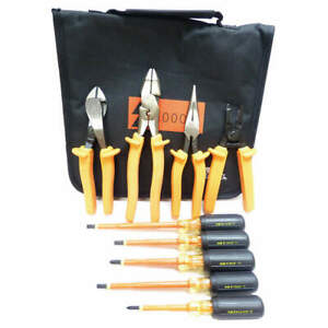 Ideal 35 9108 Insulated Tool Set 9 Pc