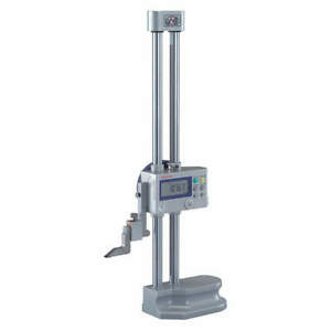 Mitutoyo 192 630 10 Digital Height Gage lcd range 0 To 12 In