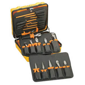 Klein Tools 33527 Insulated Tool Set 22 Pc