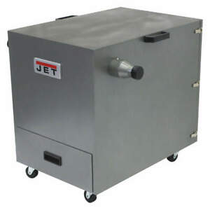 Jet 414700 Dust Collector 1 1 2 Hp 75 Dba