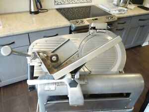 Hobart 1612 12 Commercial Deli Meat Cheese Slicer Sharpener In Ohio Manual