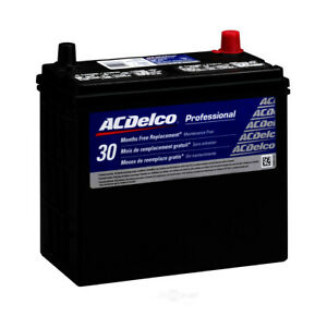 Battery silver Acdelco Pro 51ps