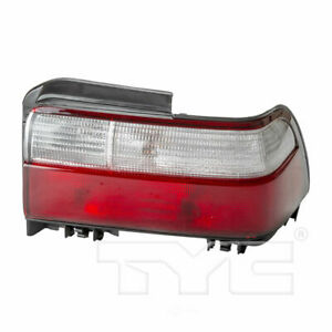 Tail Light Assembly regular Right Tyc 11 3055 00 Fits 96 97 Toyota Corolla
