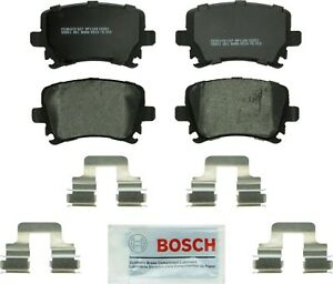 Disc Brake Pad Set quietcast Pads With Hardware Rear Bosch Bp1108