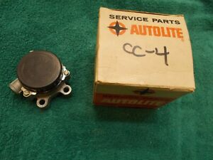 Nos Autolite Automatic Choke Housing cap Cc 4 From 60 s Specific App Unknown