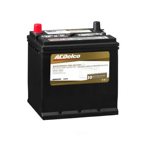 Battery 30 Month Warranty Acdelco Pro 121rps