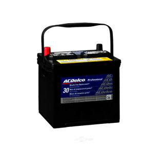 Battery silver Acdelco Pro 26rps