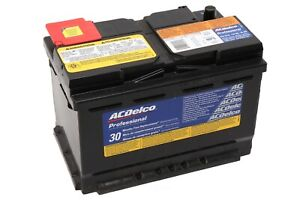Battery silver Acdelco Pro 48ps