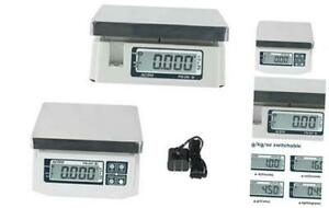 Acom Pw 200 Digital Portion Control Scale Dual Display Pw 200d 60lb