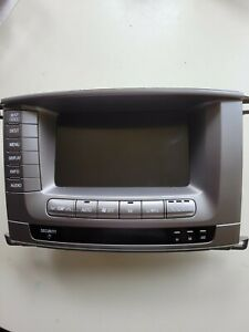 Lexus Lx470 Toyota Land Cruiser 100 Mfd Navigation Display 2004 05 06 07