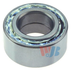 Wheel Bearing Fwd Coupe Front Wjb Wb510007