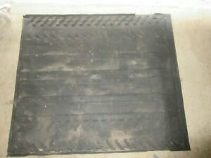 2002 2013 Chevy Avalanche Cadillac Escalade Ext Rubber Bed Mat Liner Cover